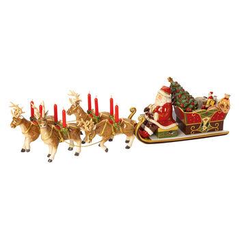 Christmas Toys Memory Santa's sleigh ride