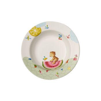 Hungry as a Bear Children deep plate 195mm