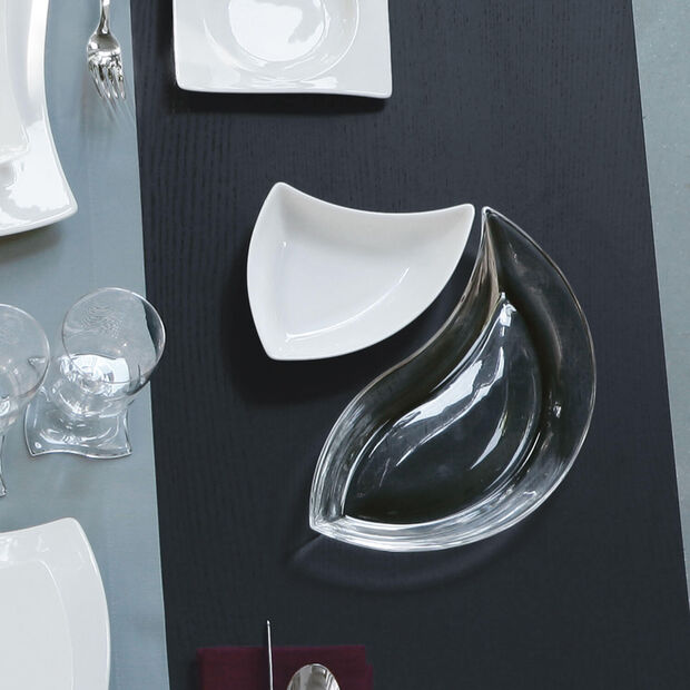 NewWave curved bowl 14 x 15 cm, , large