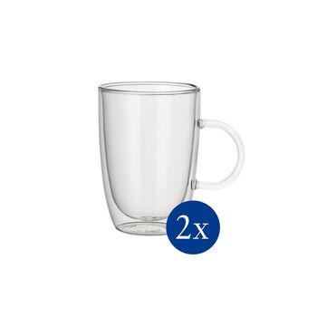 Artesano Hot&Cold Beverages Universal cup set 2 pcs. 122mm
