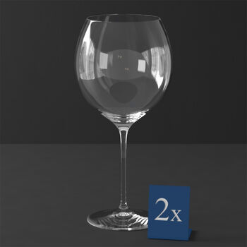 Allegorie Premium red wine glass, 2 pieces, for Burgundy Grand Cru