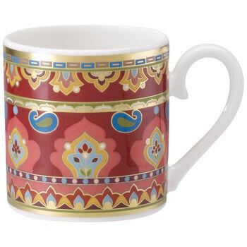 Samarkand Rubin mocha/espresso cup