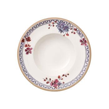 Artesano Provençal Lavender soup plate 25 cm