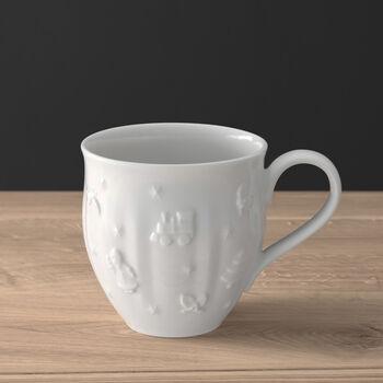 Toy's Delight Royal Classic large mug, white, 500 ml
