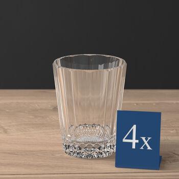 Opéra water glass 4-piece set