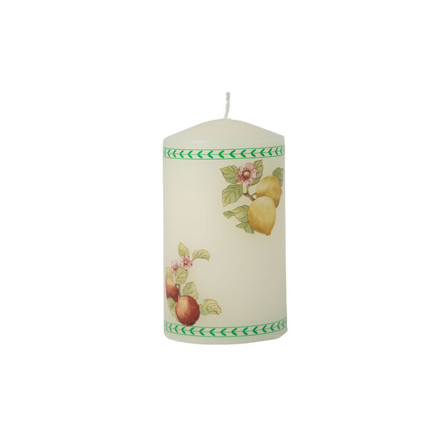 Table Decoration Candle French Garden 70x140mm, , large
