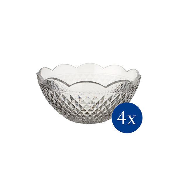 Boston Flare Individual bowl Set 4 pcs 13cm, , large