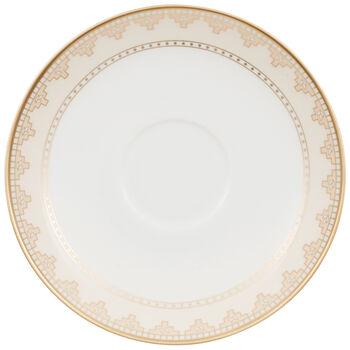 Samarkand mocha/espresso cup saucer