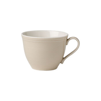 Color Loop Sand Coffee cup 12x9x7cm