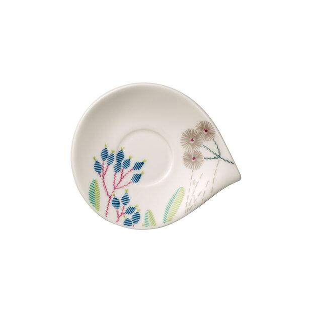 Flow Couture mocha/espresso cup saucer, , large