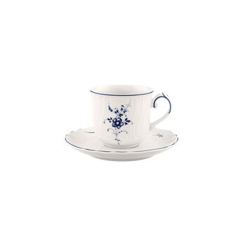 Old Luxembourg espresso set 2 pieces