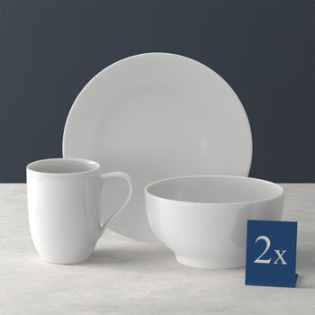 For Me breakfast set 6 pieces