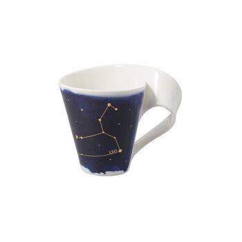 NewWave Stars mug Leo, 300 ml, blue/white
