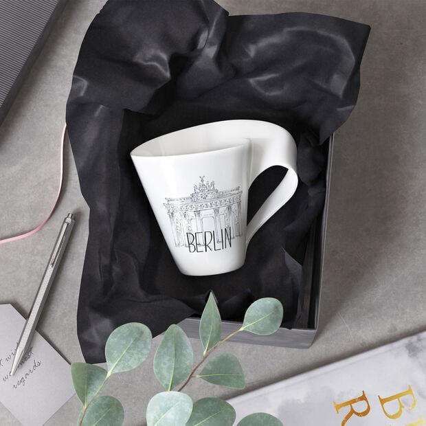 Modern Cities coffee mug, Berlin, 300 ml, , large