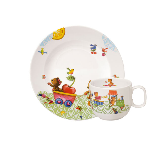 Hungry as a Bear Children's breakfast set, 2 pcs., , large