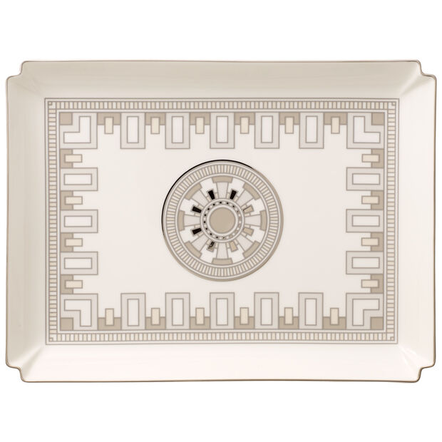 La Classica Contura Gifts Decorative plate large 28x21cm, , large