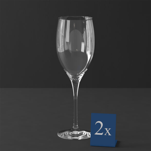 Allegorie Premium white wine glass, 2 pieces, for Chardonnay, , large