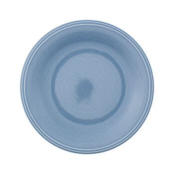 Color Loop Horizon dinner plate 28 x 28 x 3cm