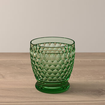 Boston Coloured Water/cocktail tumbler Green