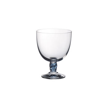 Montauk Aqua small wine glass