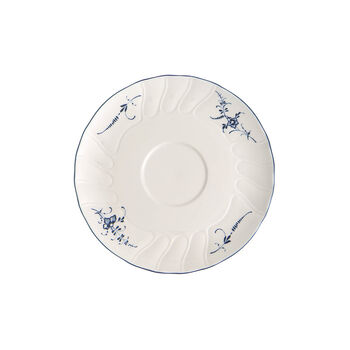 Old Luxembourg soup cup saucer