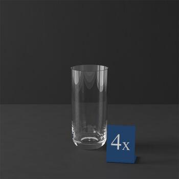 La Divina long drink glass, 4 pieces
