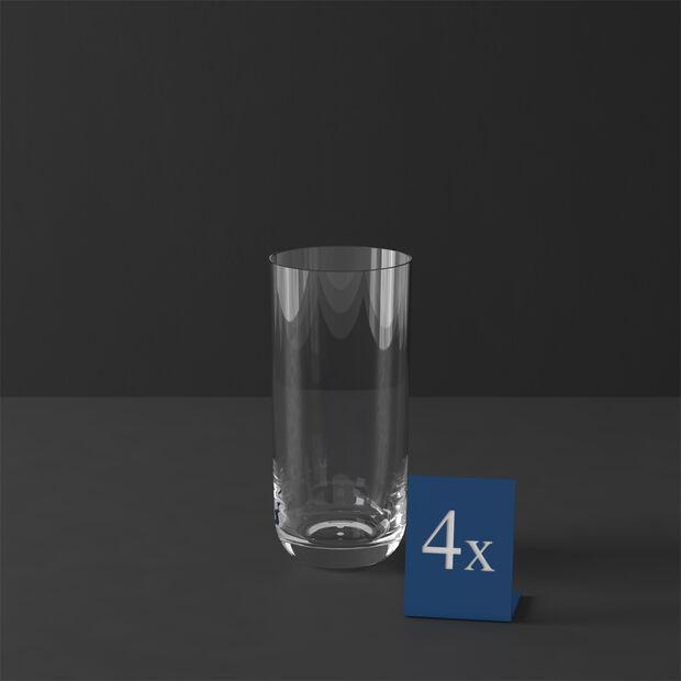 La Divina long drink glass, 4 pieces, , large