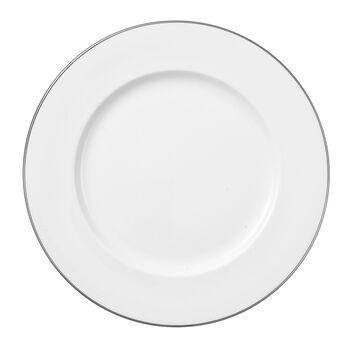 Anmut Platinum No.1 round flat plate