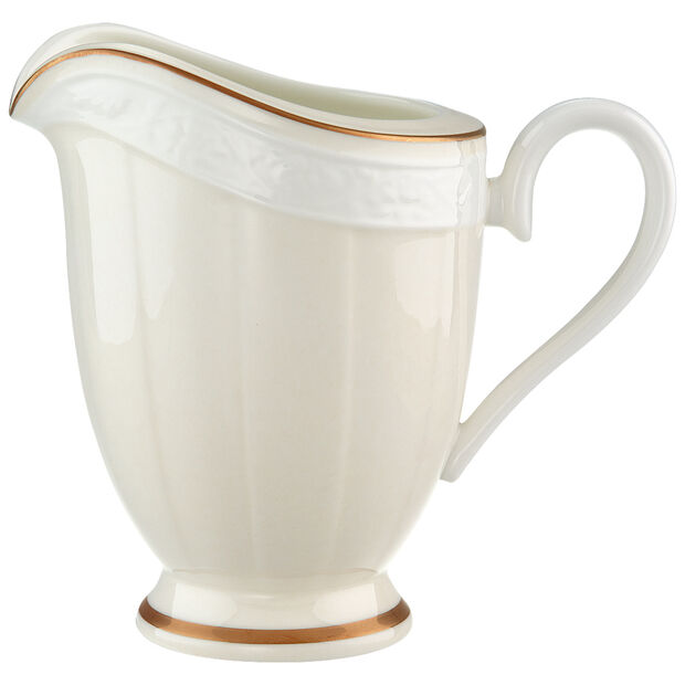 Ivoire Creamer 6 pers., , large