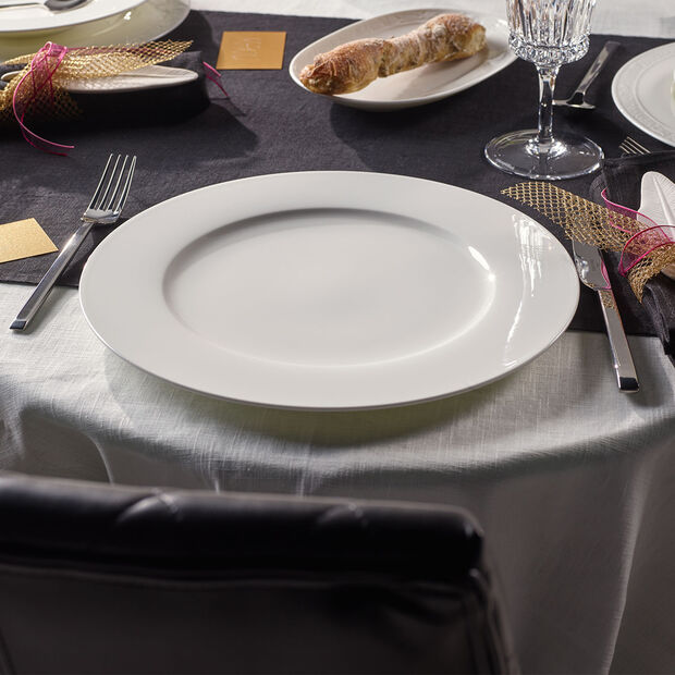 White Pearl gourmet plate/underplate, , large