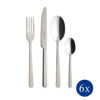 Louis Cutlery set 24pcs 44x28x5cm