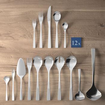 Modern Line Cutlery set 70pcs 49x34x13cm