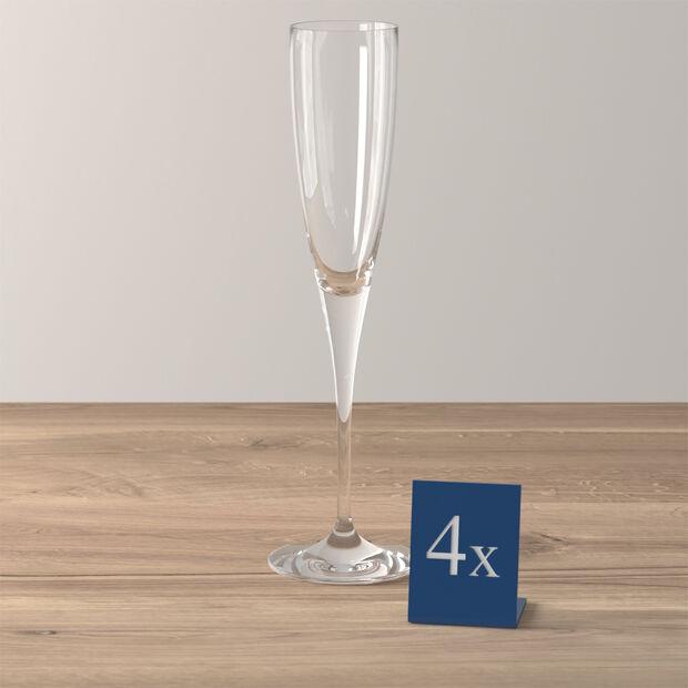 Maxima champagne flute, 4 pieces, , large