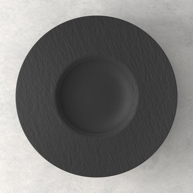 Manufacture Rock Pasta plate 28x28x5cm, , large