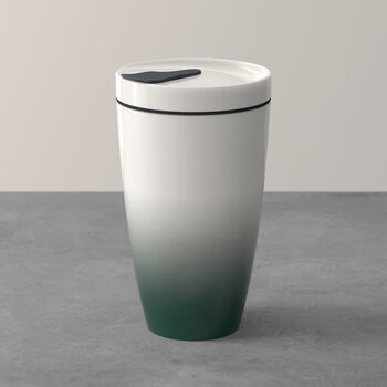 To Go coffee mug M green