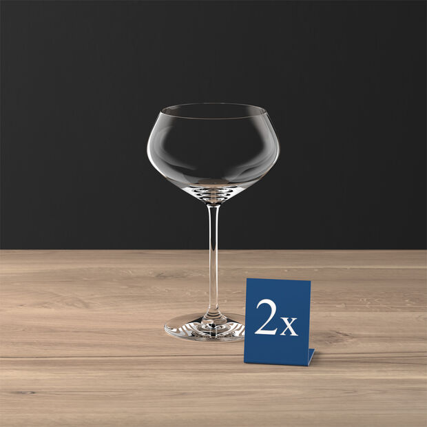 Purismo Bar champagne coupe 2-piece set, , large