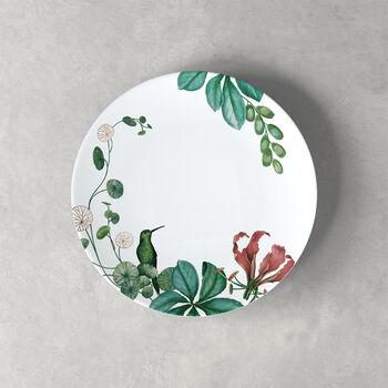 Avarua dessert/breakfast plate, 22 cm, white/multicoloured