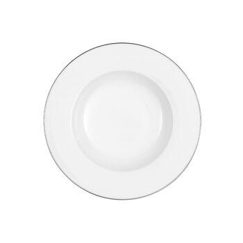 Anmut Platinum No.1 soup plate