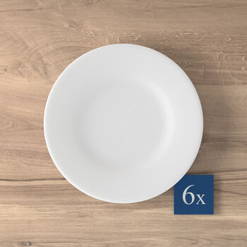 Royal breakfast plate, 6 pieces