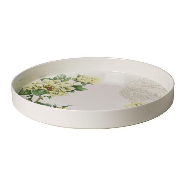 Quinsai Garden Gifts Serving / Decorative bowl 33x33x4cm, , large