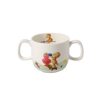 Hungry as a Bear Children mug with 2 handles 140x80x70mm