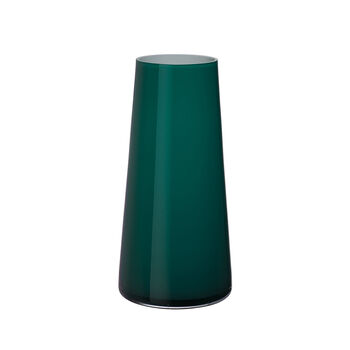 Numa large vase Emerald Green