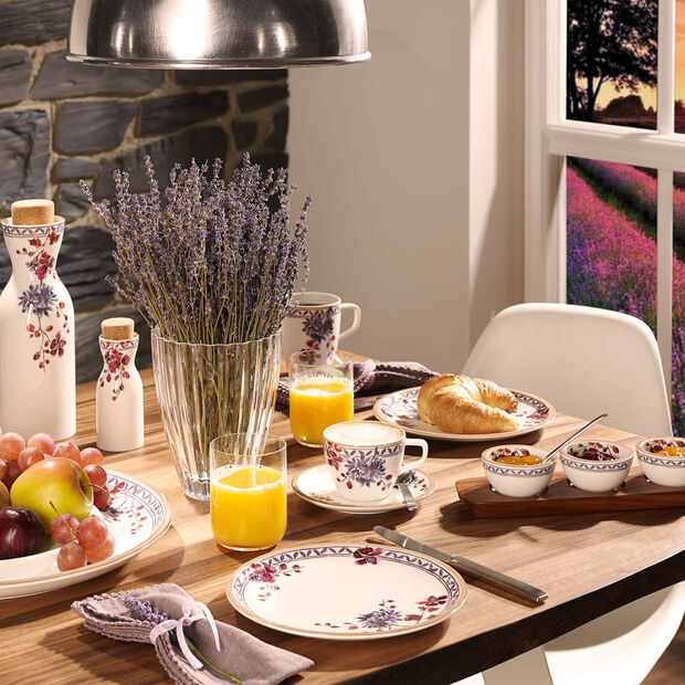 Artesano Provençal Lavender breakfast plate, , large