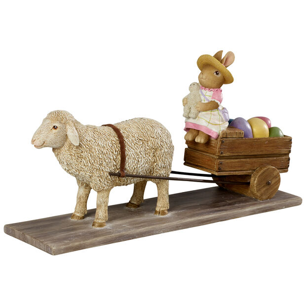 Spring Fantasy Accessories Anna with sheep 28,7x8x15,5cm, , large