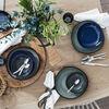 Lave Bleu shallow bowl, , large