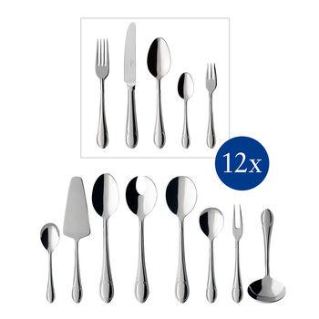 Mademoiselle Cutlery set 68pcs 44x29x9cm