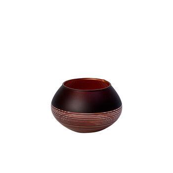 Manufacture Swirl small tea light holder