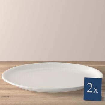 Vapiano pizza plate set, 2 pieces