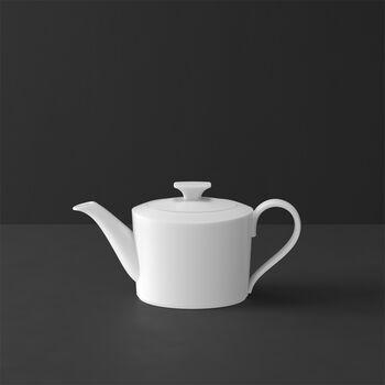 MetroChic blanc Gifts Teapot small 21x9x10,5cm