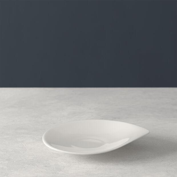 Flow mocha/espresso cup saucer, , large